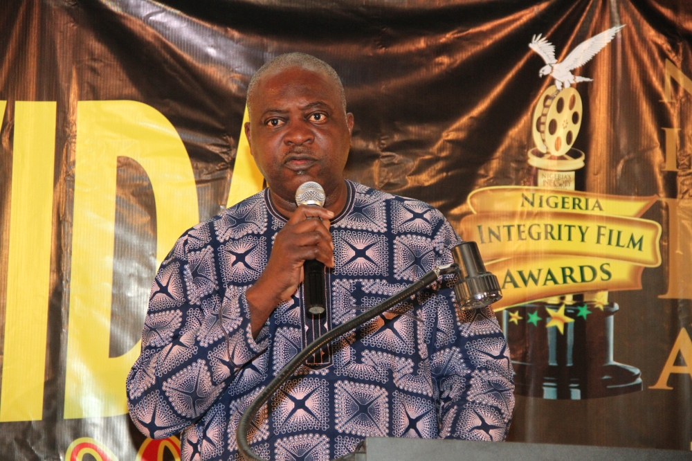 President, Directors Guild of Nigeria, Andy Amenechi