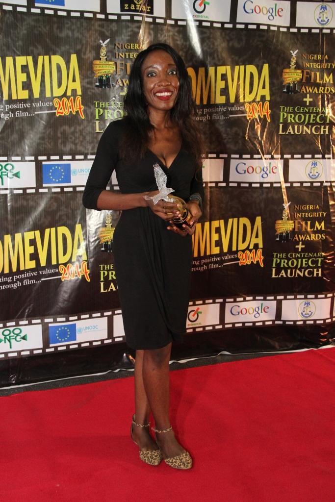 Short Script Competition Winner, Onyinye Muomah