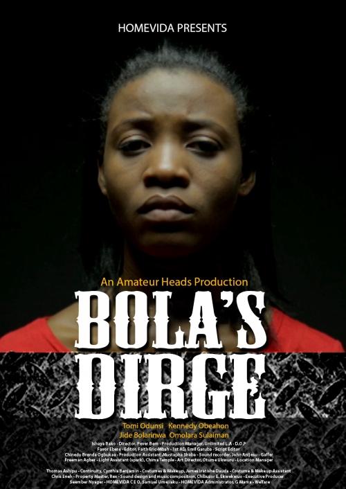 BOLAS DIRGE